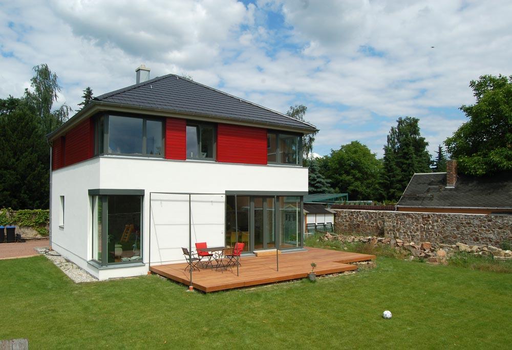 Architekt Radebeul passivhaus dresden reiter architekten gmbh ökologische
